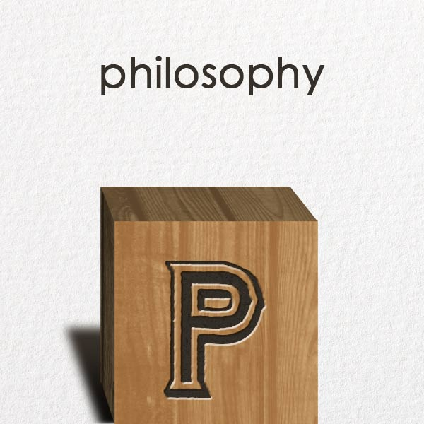 Link to the philosophy page